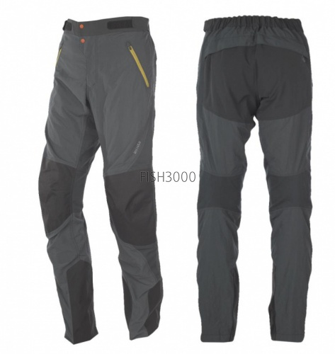 TIEMCO/Airista - Knee Pad Pants dark gray L