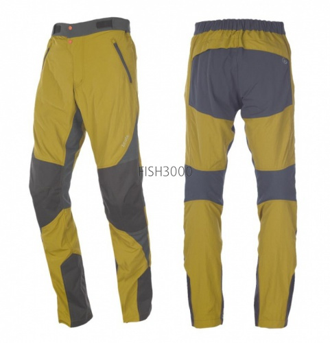 TIEMCO/Airista - Knee Pad Pants gold L