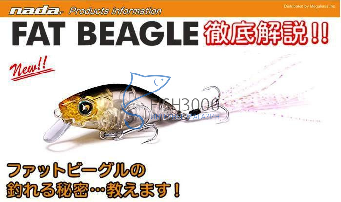 Nada - FAT BEAGLE (SS) NEW