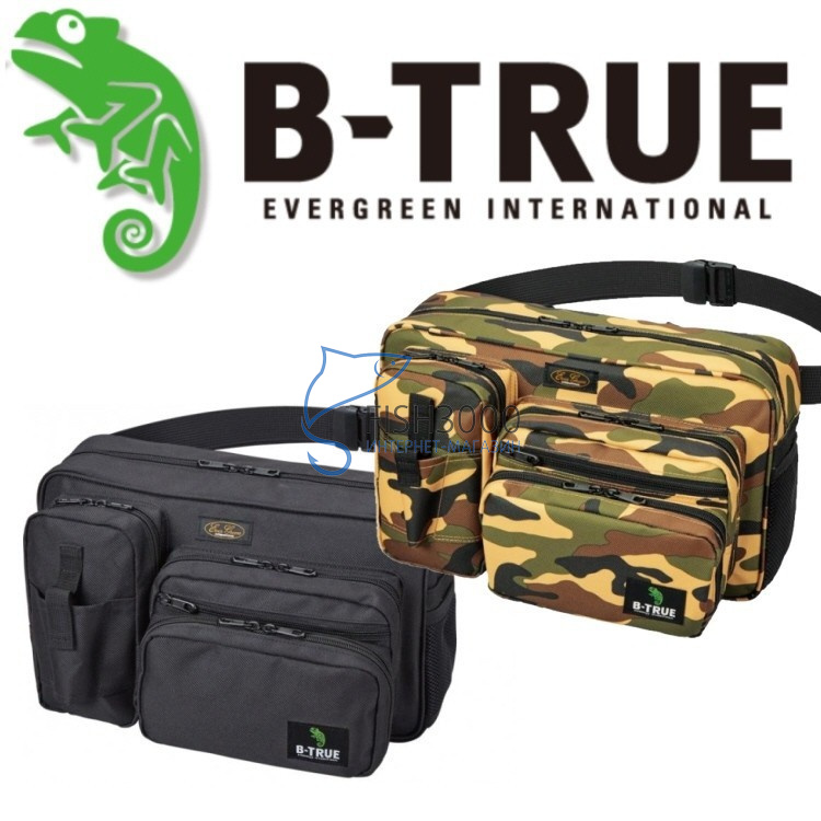 EVERGREEN - B-TRUE BANK STYLE  HIP BAG (NEW)
