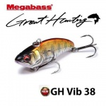 Megabass - GREAT HUNTING GH-Vib 38 (NEW)