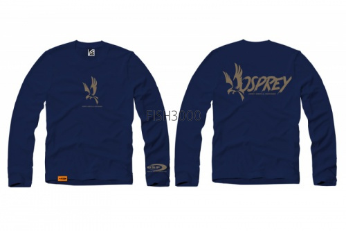 O.S.P - Long Sleeve T-Shirts model11 (NEW) Navy L