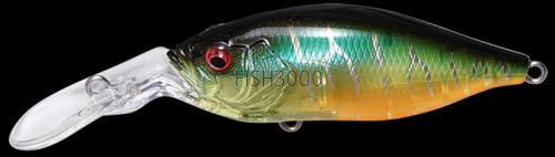 Воблер Megabass Deep-X 100 LBO GG Ghost Hot Tiger