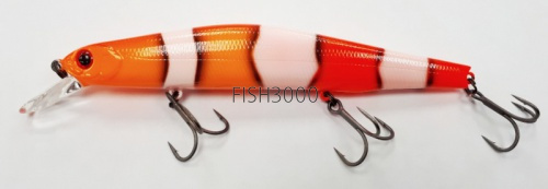 Воблер ZipBaits Orbit 130 SP MO-113 Glow Clownfish